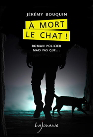 a mort le chat jeremy bouquin