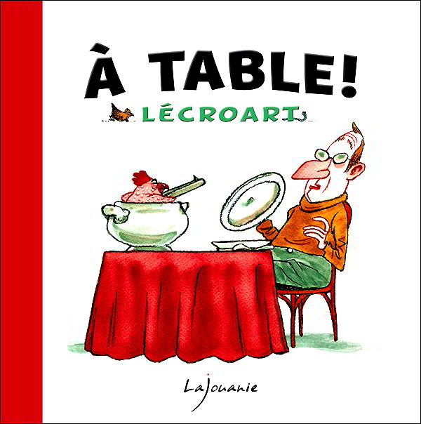 a table etienne lecroart