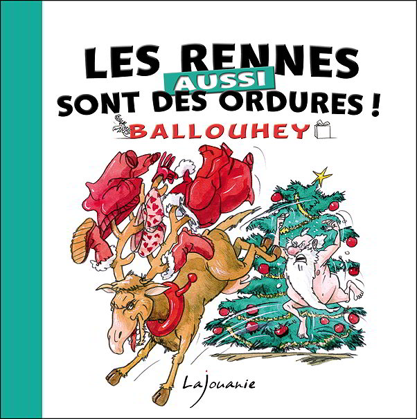 rennes ordures ballouhey editions lajouanie